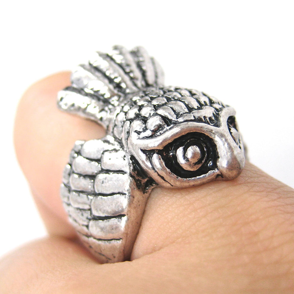 antique-owl-bird-animal-wrap-around-ring-in-silver-sizes-6-and-7