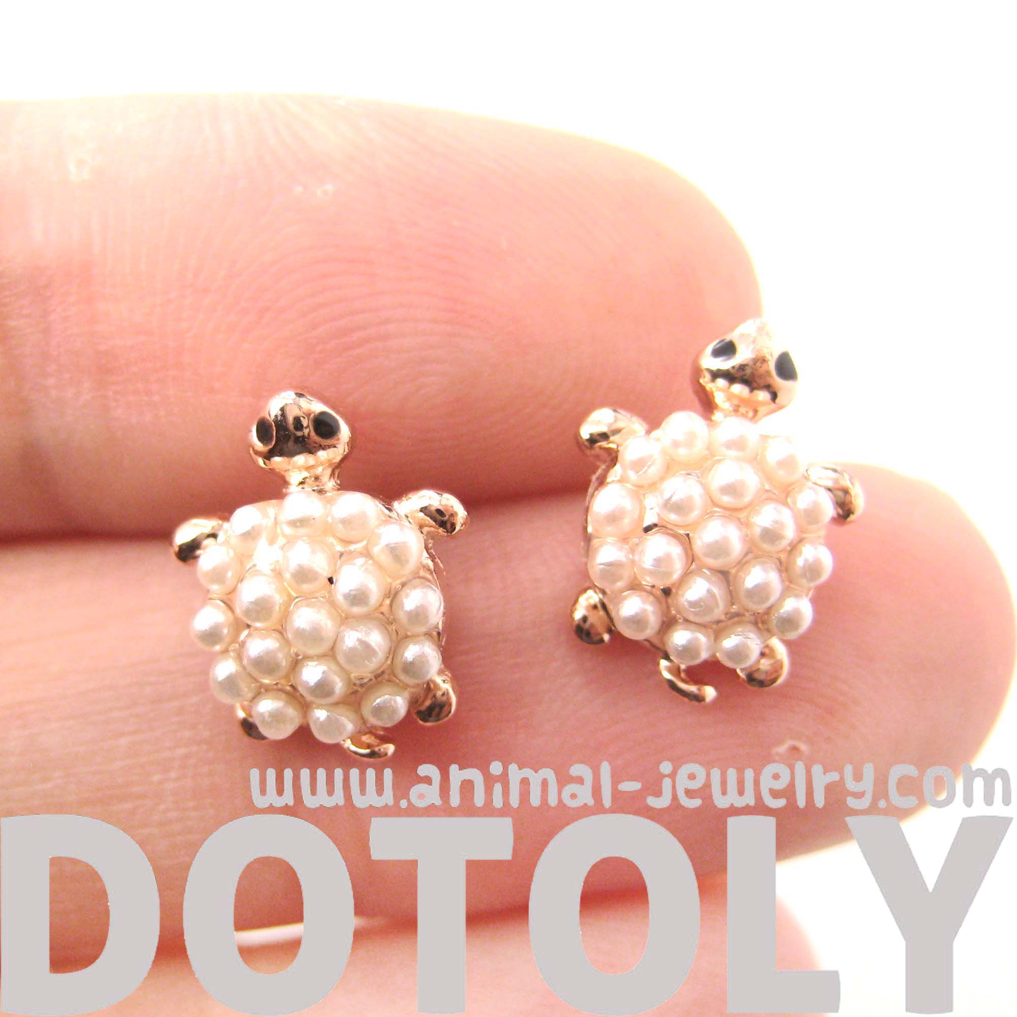 turtle-tortoise-sea-animal-small-stud-earrings