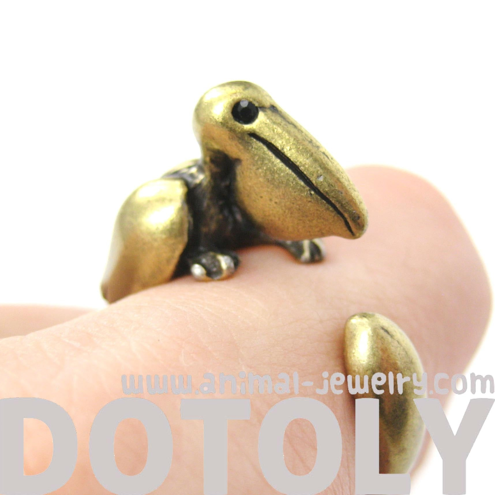 pelican-bird-shaped-animal-wrap-around-ring-in-brass-sizes-4-to-9-available
