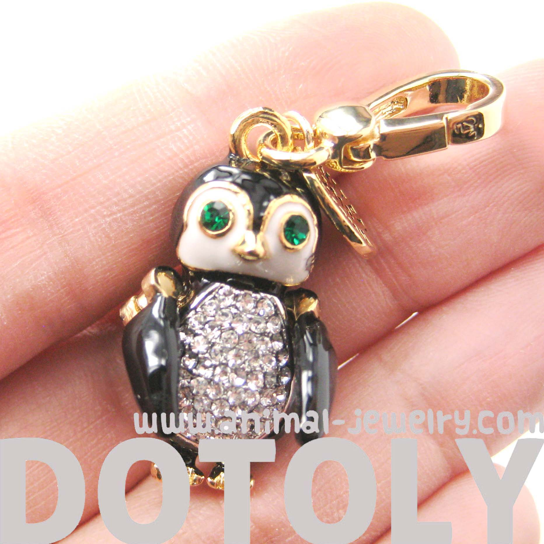 penguin-bird-animal-pendant-necklace-limited-edition