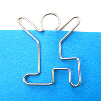 People Shaped Unique Funny Paper Clips | DOTOLY | DOTOLY