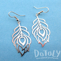 pretty-peacock-feathers-shaped-dangle-earrings-in-silver-dotoly