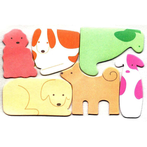 puppy-dog-shaped-animal-themed-memo-pad-post-it-index-tab-sticky-notes