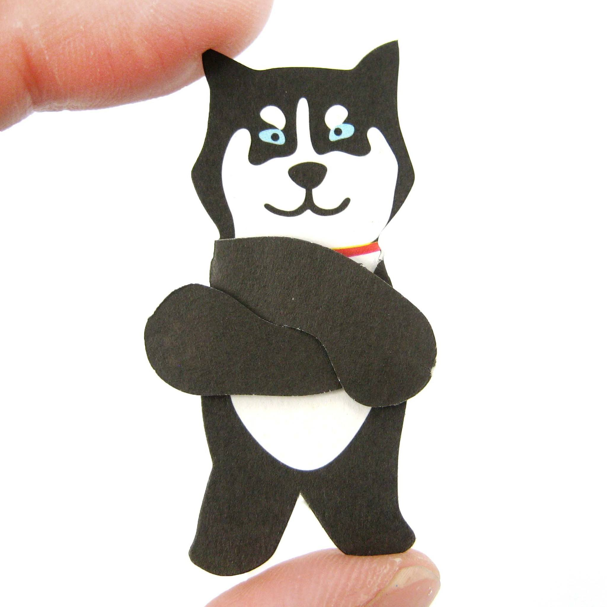 puppy-dog-shaped-mini-animal-hug-gift-tag-card-set-dotoly