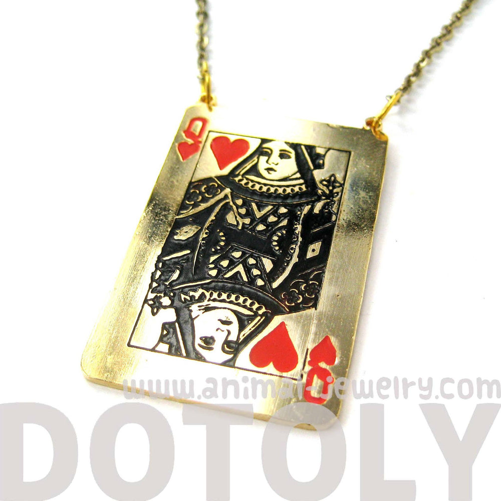 queen-of-hearts-playing-card-shaped-pendant-necklace-limited-edition