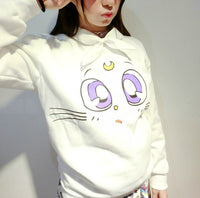 sailor-moon-crystal-artemis-guardian-kitty-cat-face-graphic-print-white-pullover-sweater