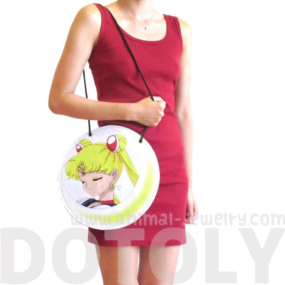 Sailor Moon Princess Serenity Usagi Vinyl xBody Bag