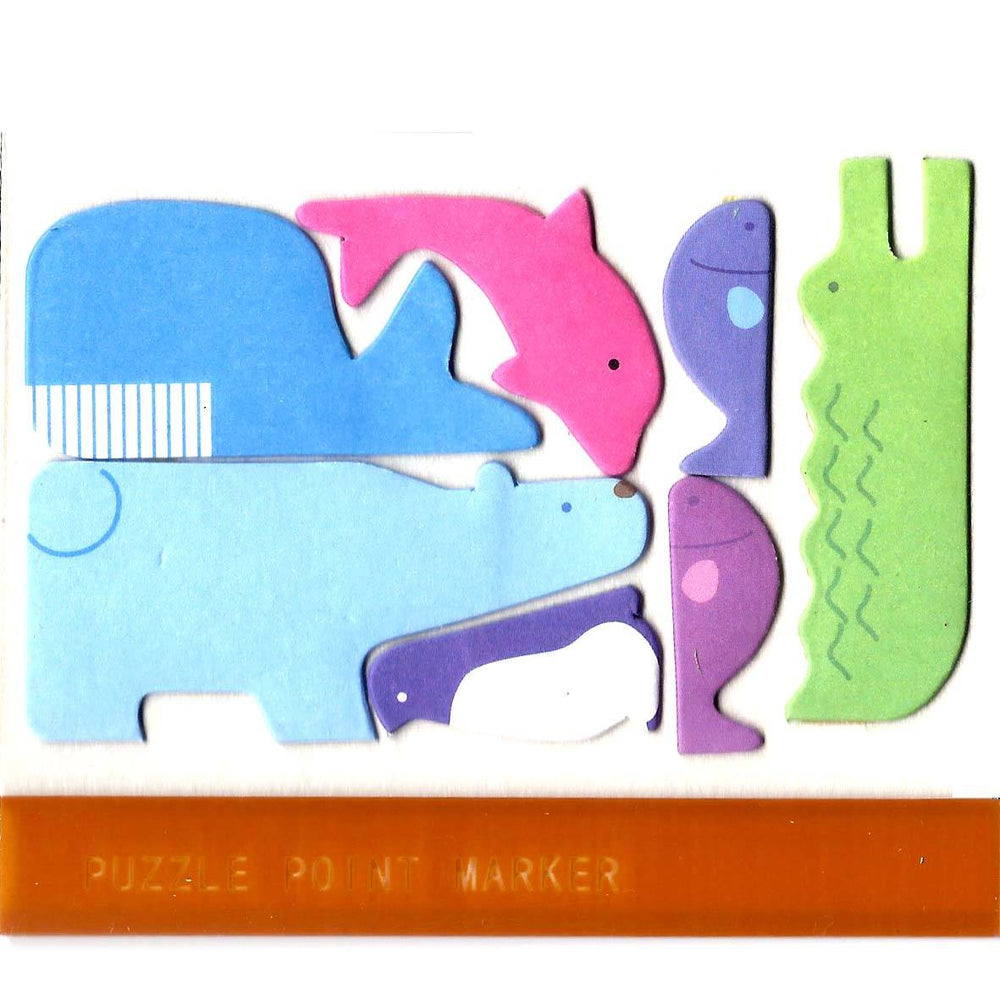 sea-animal-themed-whale-penguin-crocodile-memo-pad-post-it-index-tab-sticky-notes