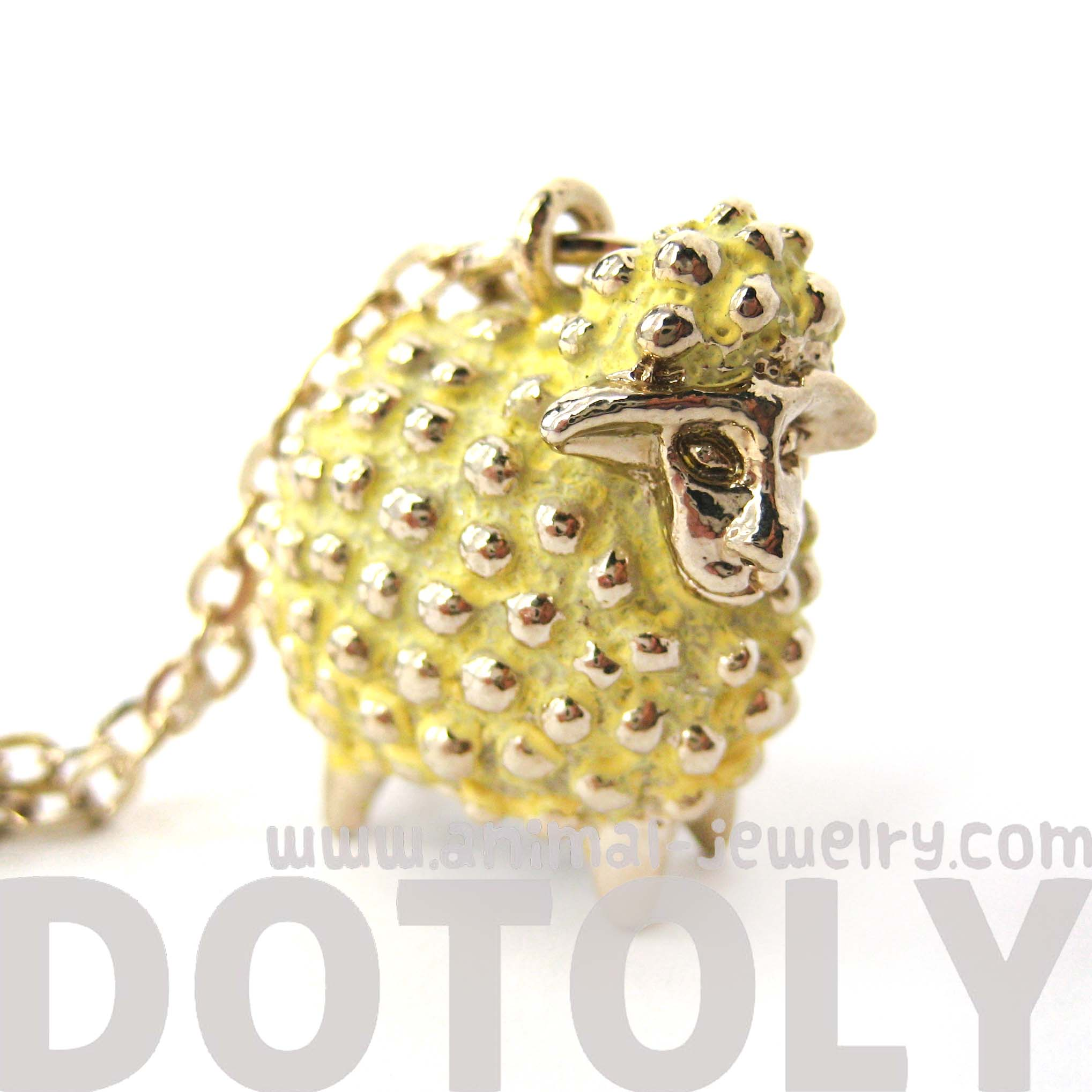 sheep-lamb-animal-pendant-necklace-in-yellow-animal-jewelry