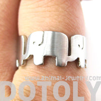 simple-elephant-family-parade-animal-ring-in-silver-us-size-6-to-8-available