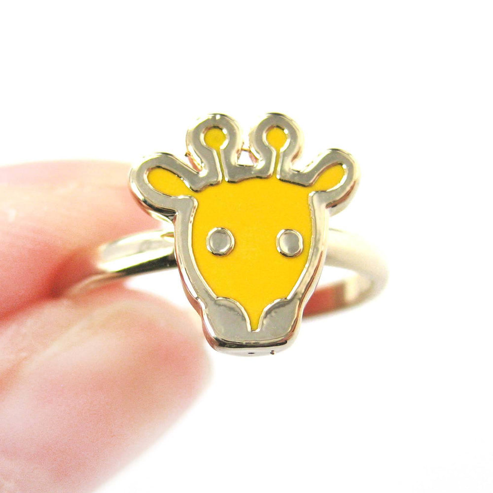 simple-giraffe-shaped-animal-adjustable-ring-in-yellow-dotoly