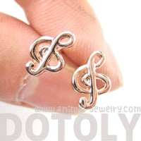 simple-musical-note-treble-clef-shaped-stud-earrings-in-rose-gold