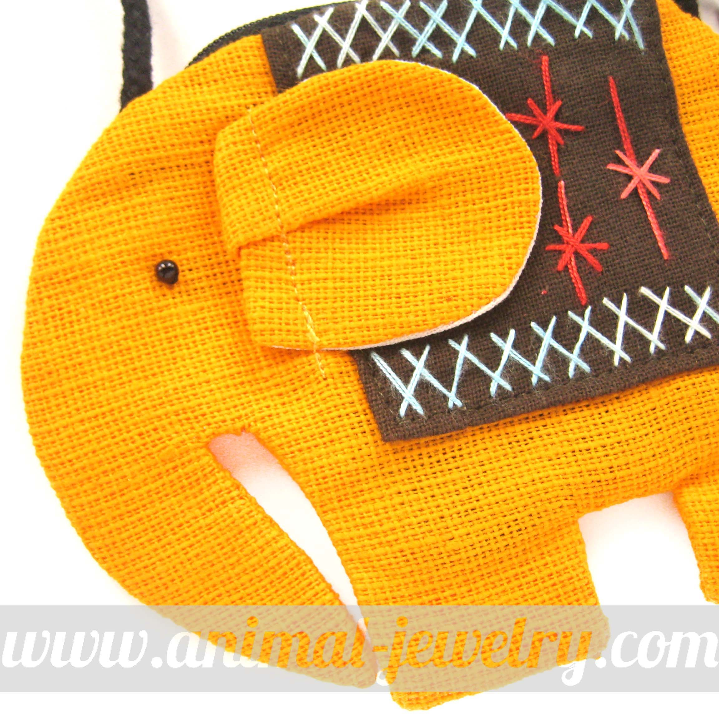 small-elephant-shaped-animal-cross-body-bag-in-mustard-yellow
