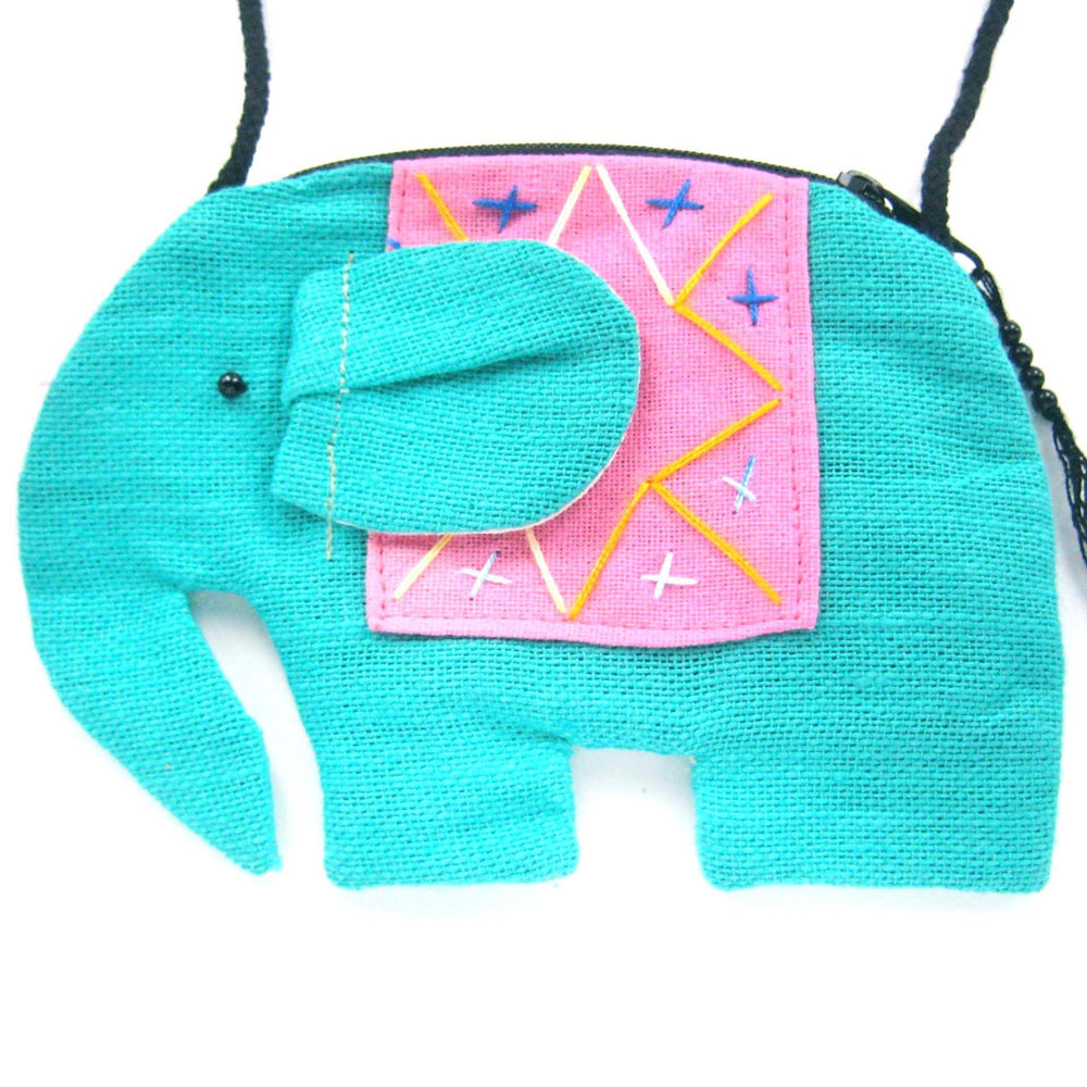 small-elephant-shaped-animal-cross-body-bag-in-mint-blue