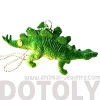 stegosaurus-armored-dinosaur-shaped-pendant-necklace-in-green-animal-jewelry