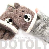 teddy-bear-animal-themed-wool-knit-fingerless-popover-mitten-gloves-for-women