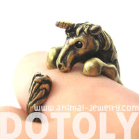 unicorn-horse-detailed-animal-wrap-around-ring-in-brass-size-5-to-9