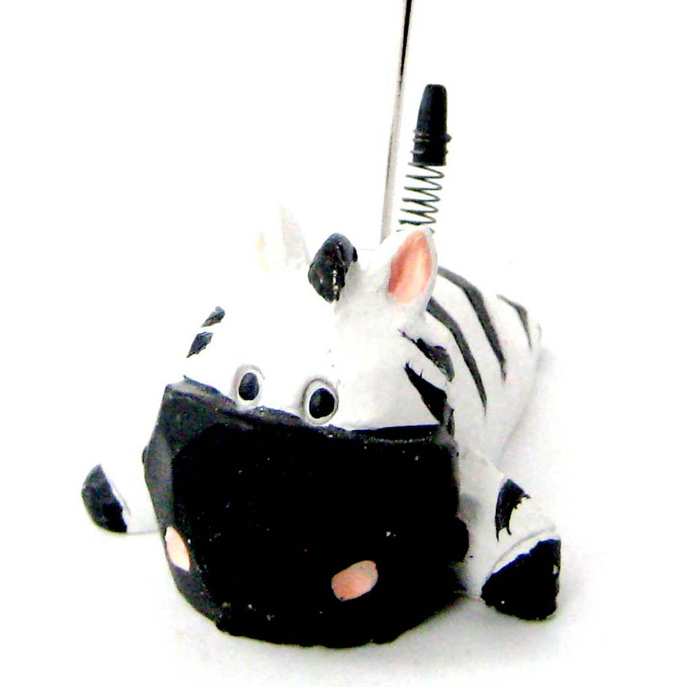 zebra-cute-animal-photo-stand-memo-holder
