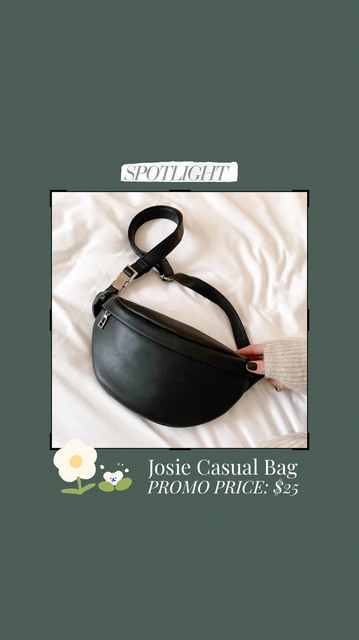 Josie Casual Bag