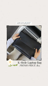 K-Style Laptop Bag