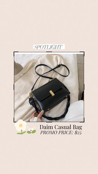 Daim Casual Bag