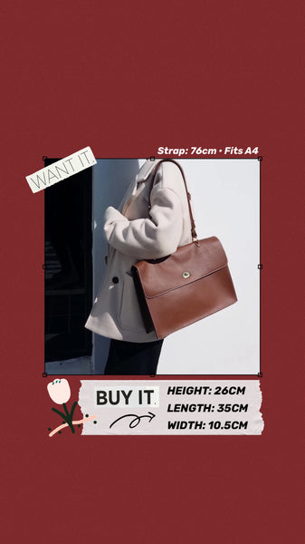 *Premium* Silvia Shoulder Bag