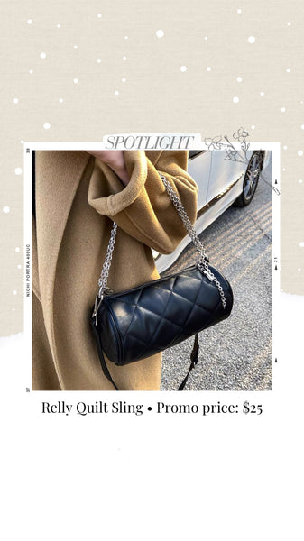 Relly Quilt Sling