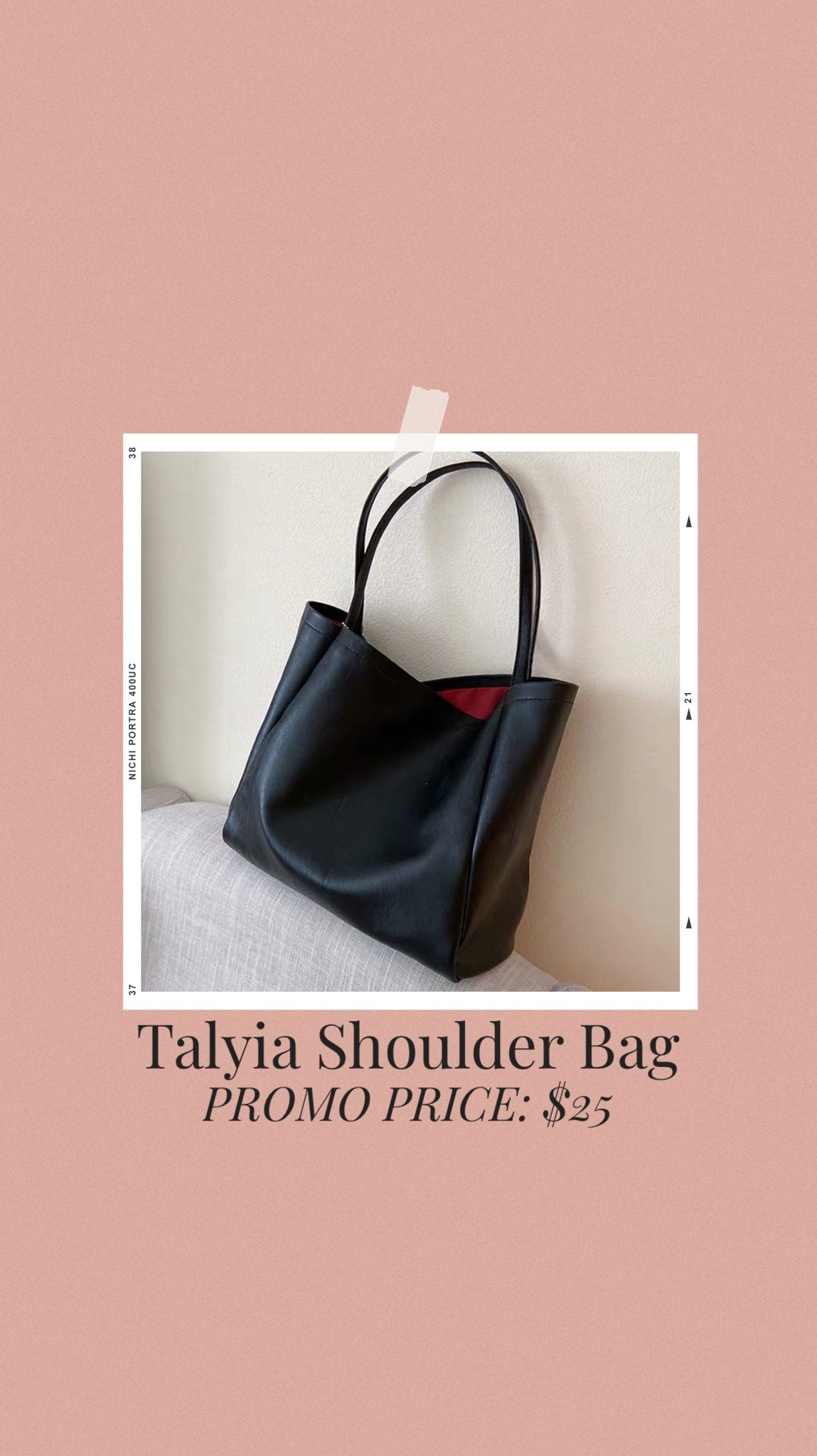 Talyia Shoulder Bag