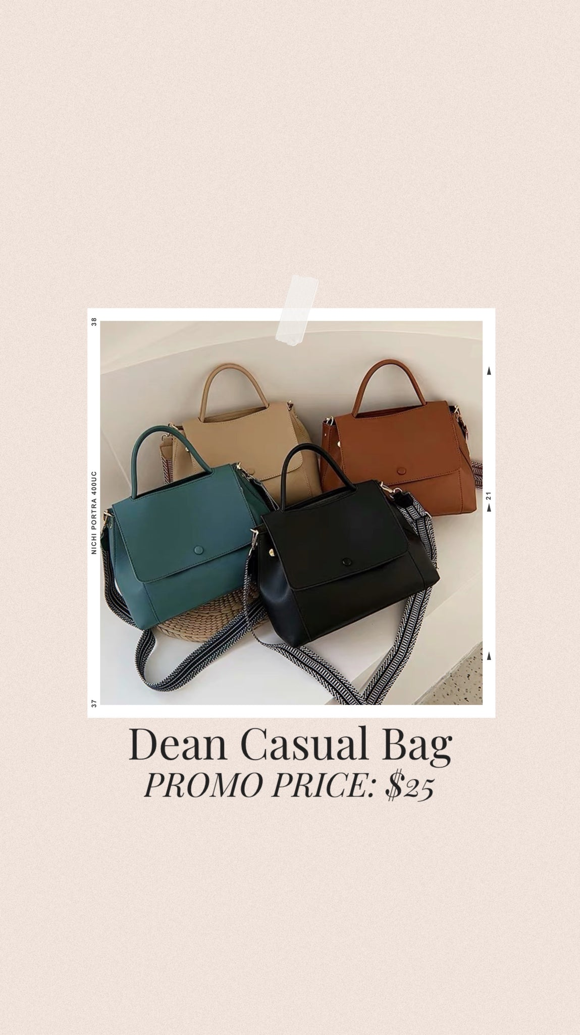 Dean Casual Bag