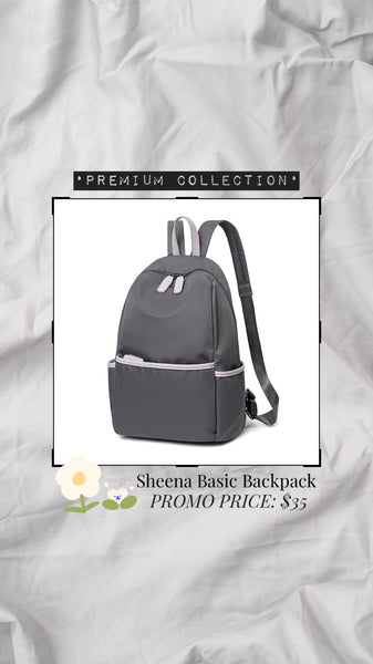 *Premium* Sheena Basic Backpack