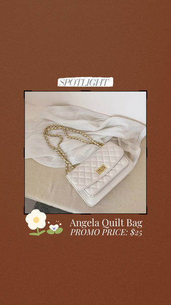 Angela Quilt Bag