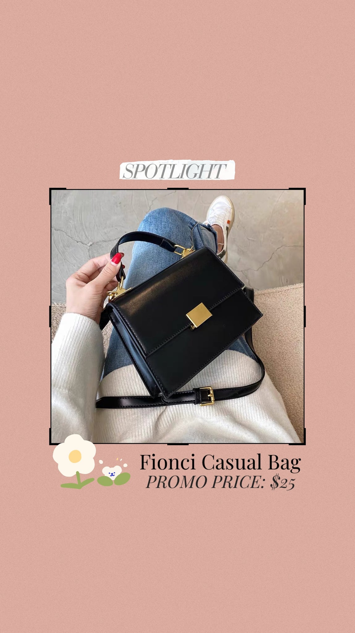 Fionci Casual Bag