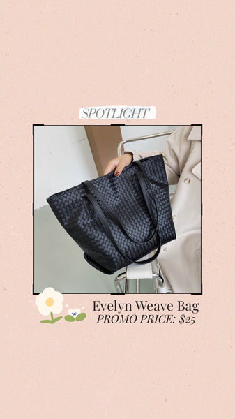 Evelyn Weave Bag
