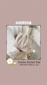 Denise Bucket Bag