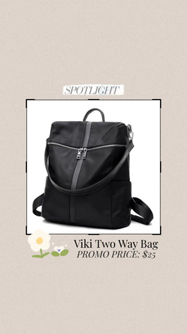 Viki Two Way Bag