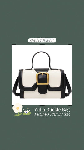 Willa Buckle Bag