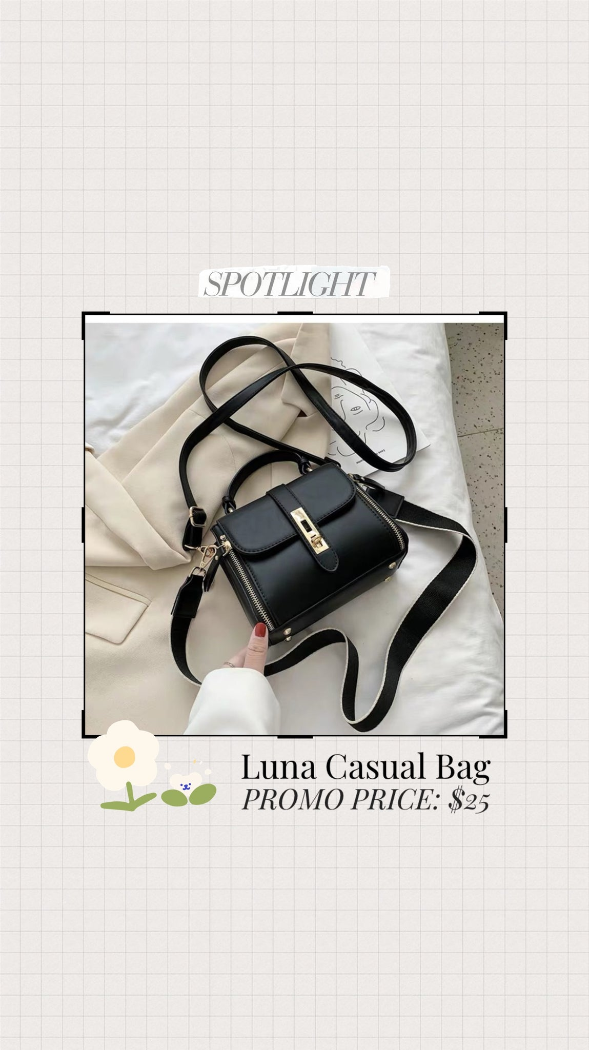 Luna Casual Bag