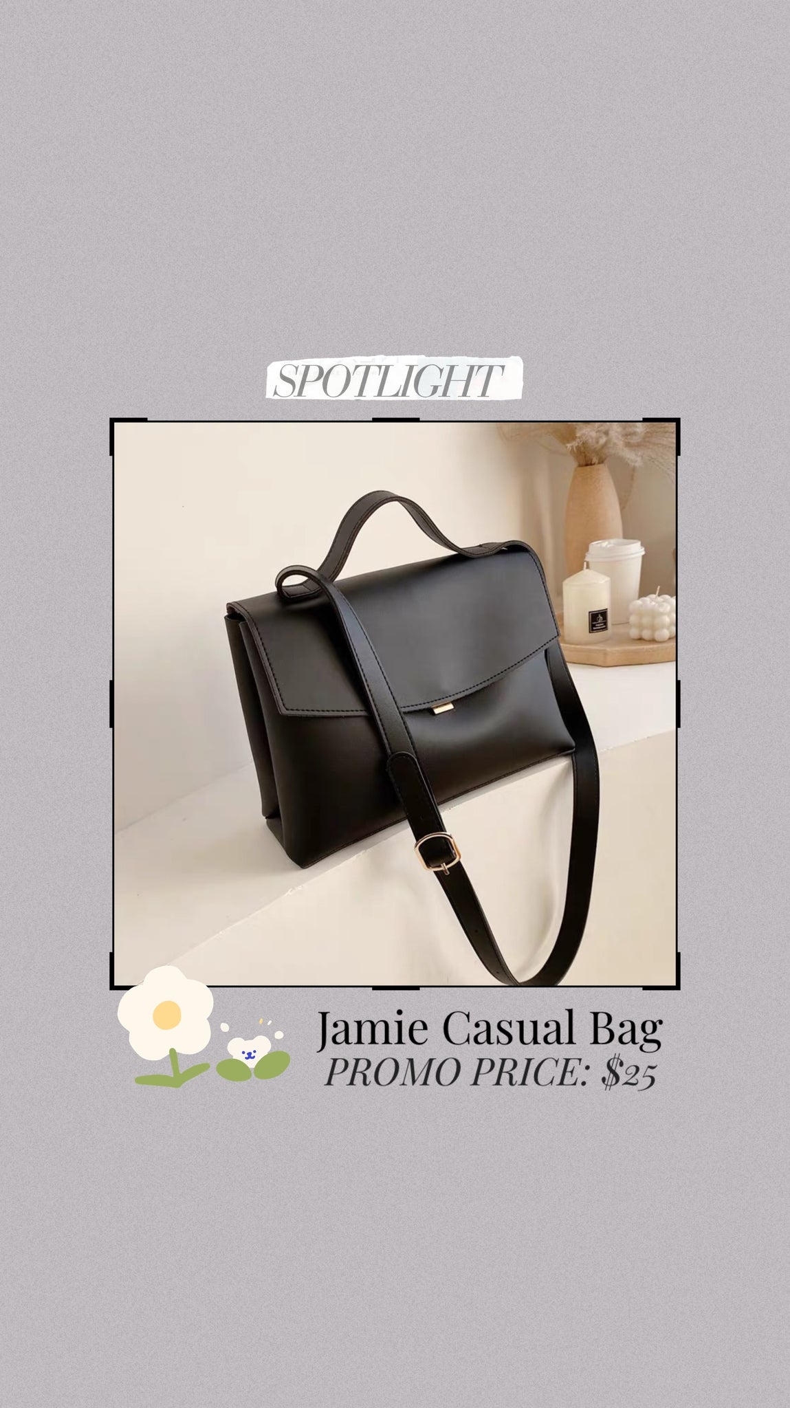 Jamie Casual Bag