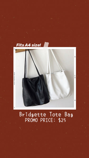 Bridgette Tote Bag