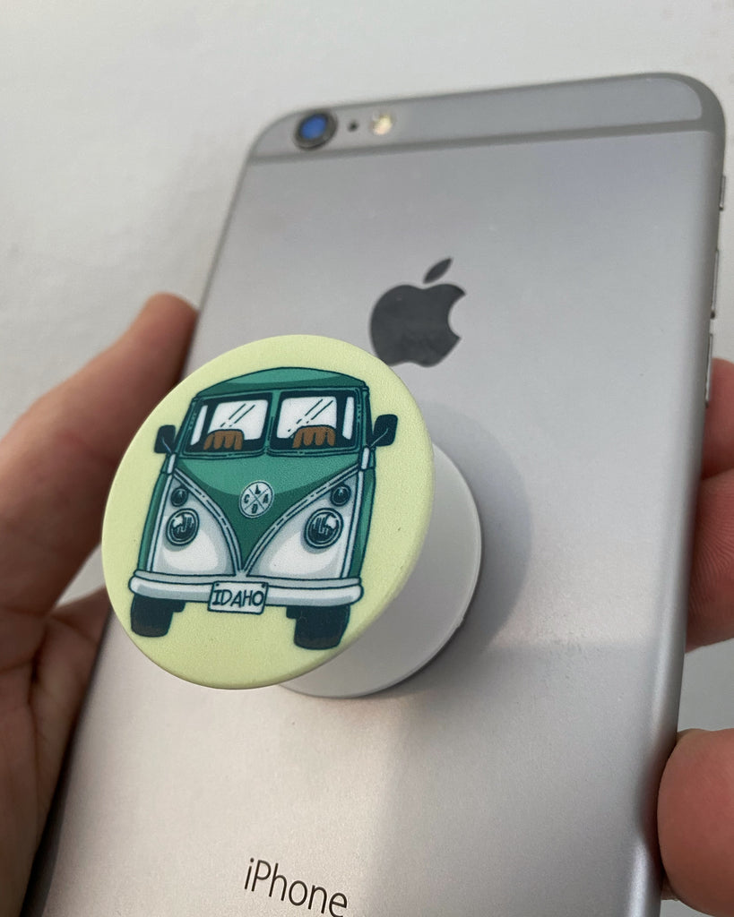 Custom Pop Sockets for Cell Phone, BrandSick.com