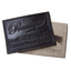 Custom Real Leather Patches Embossed Debossed DELUSION FMG