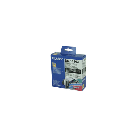 Your Ink Solution's Genuine OEM Brother DK11203 White Label