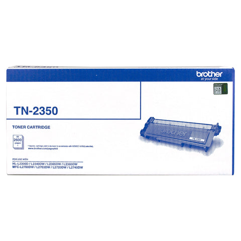 Your Ink Solution's Genuine OEM Brother TN2350 Toner Cartridge