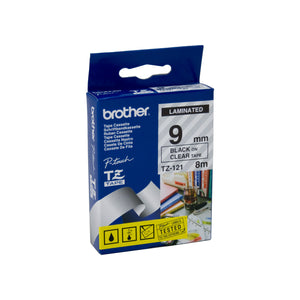 Your Ink Solution's Genuine OEM Brother TZe121 Labelling Tape