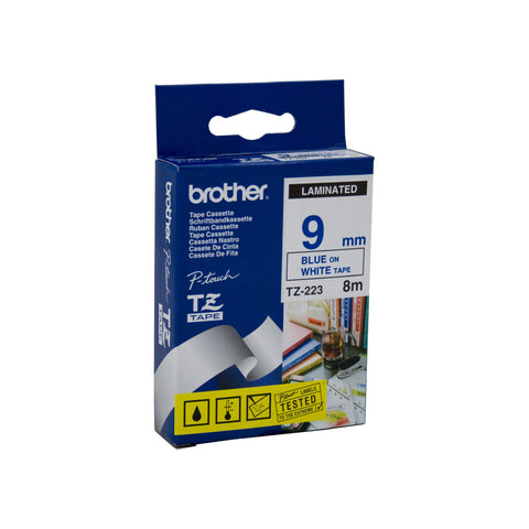 Your Ink Solution's Genuine OEM Brother TZe223 Labelling Tape