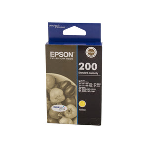 Your Ink Solution's Genuine OEM Epson 200 Yellow Ink Cartridge