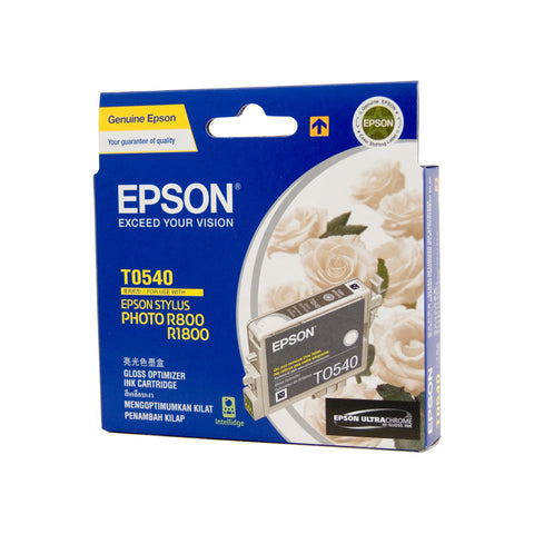 Your Ink Solution's Genuine OEM Epson T0540 Gloss OptimiserInk