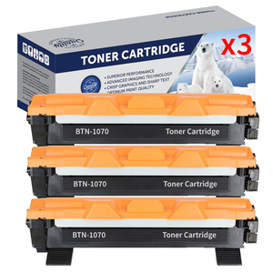 Your Ink Solutions' Compatible Brother TN1070 Mono Laser High Yield Triple Pack  - 1000 Pages