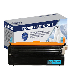 Your Ink Solutions' Compatible Xerox CT350568 (C3290C) Cyan Laser Cartridge - 6,500 pages is the estimate yield.
