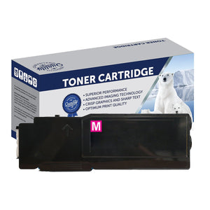 Your Ink Solutions' Compatible Xerox CT202035 (CP405M) Magenta Laser Cartridge - 11,000 pages is the estimate yield.